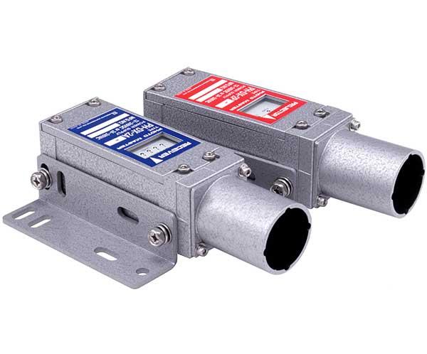 Hokuyo Sensor for Iron & Steel Industry  CMD  Hot Metal Detectors  PH-DX/WX Series