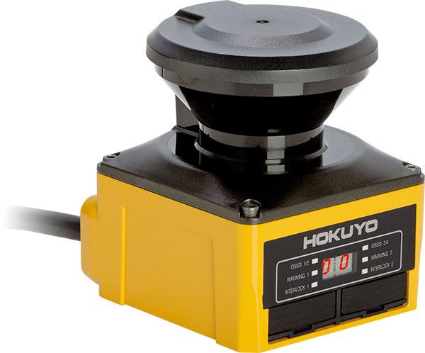 Hokuyo Safety Laser Scanners  UAM-05LP