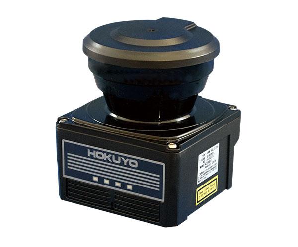 Hokuyo Scanning Rangefinder Area Configuration /Distance Data Output URM-40LC-EWT
