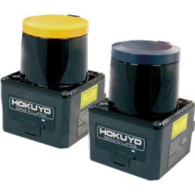 Hokuyo Scanning Rangefinder Area Configuration UST-10 / UST-20LN
